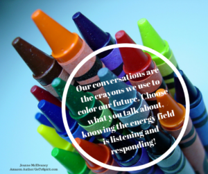 Crayons and Conversations