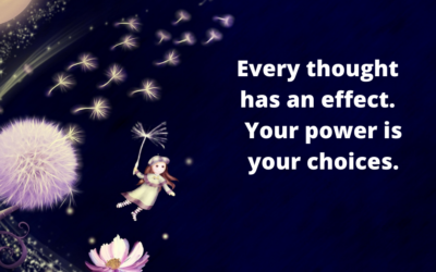 Your Power is Your Choices